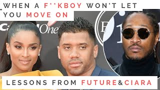 LOVE LESSONS FROM FUTURE & CIARA: How To Move On From A Toxic, Cheating Ex & Find Love!