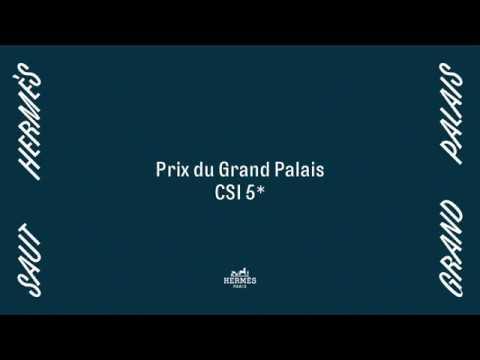 Saut Hermès 2019 | Prix du Grand Palais CSI5* – Class 1