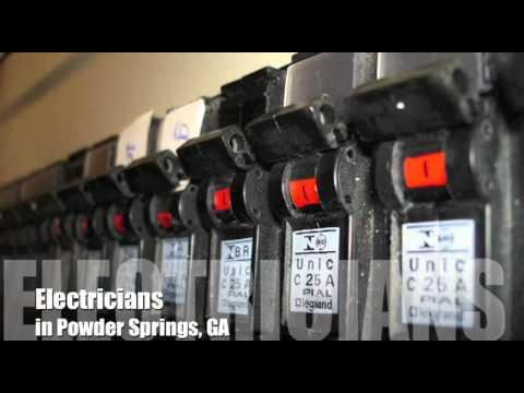 Electricians Powder Springs GA Reinsmith Electric Inc.