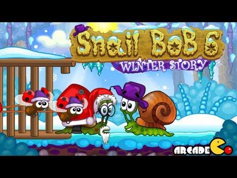 Snail Bob 6 Walkthrough Levels 11 - 25