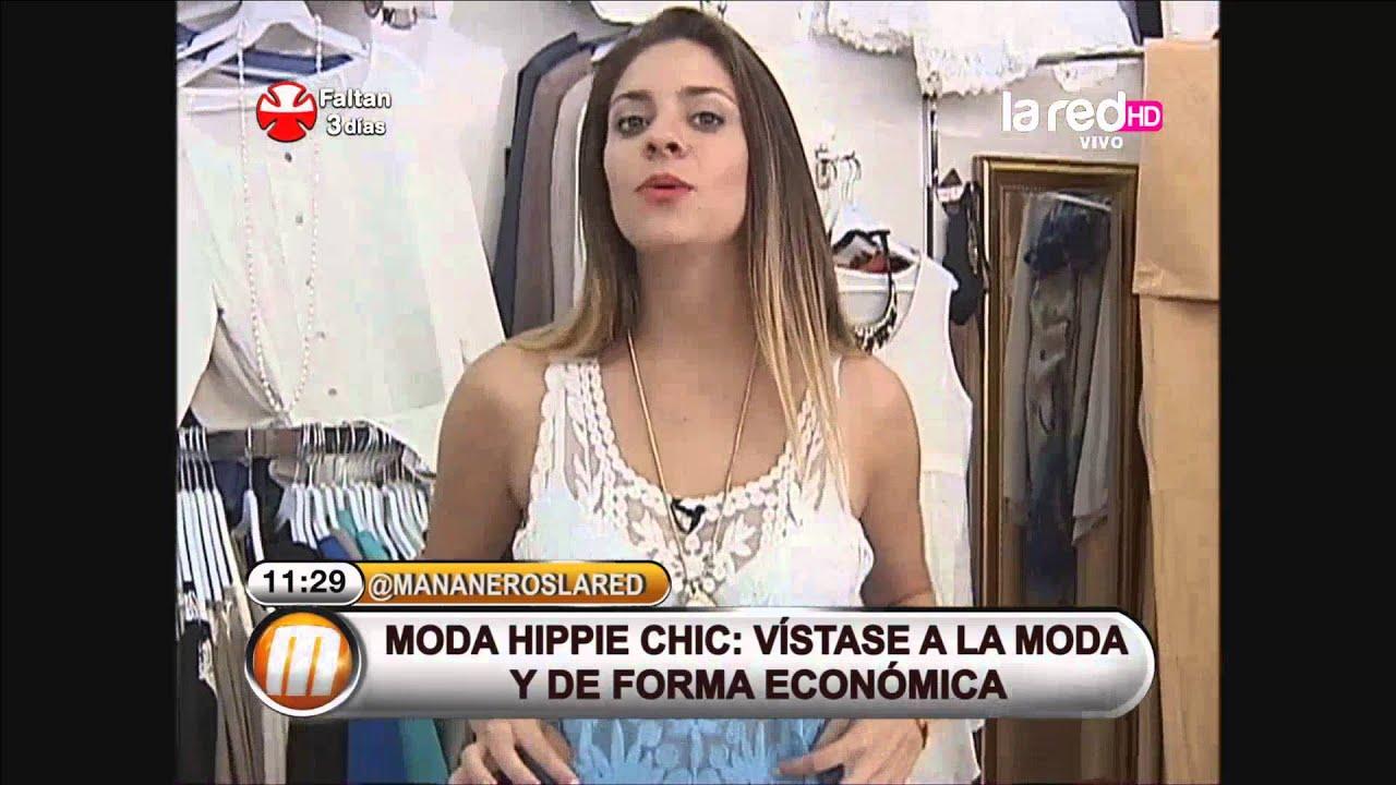 La moda hippie chic youtube - Moda boho chic ...