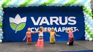Восточные танцы для детей Бровары от студии танцев BRAVO