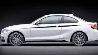 BMW 2-Series Coupe with M Performance Parts 2014 Videos
