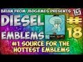 Diesel Emblems! #18 (Black Ops 2 Emblem Showcase)