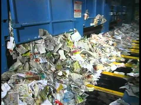 Waste Management Recycle America