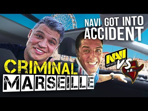 Criminal Marseille. NAVI got into accident. Match vs Renegades