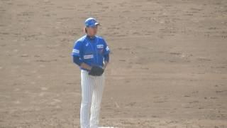元阪神の西村投手が3度目の合同トライアウトに 参加しました。 どこか獲...