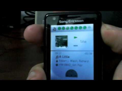 Sony Ericsson J105 Naite - Test
