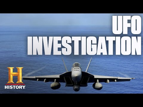 Unidentified: Former Defense Official Says UFOs Are Real | History