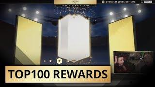 OMG! ICON IN TOP100 WL REWARDS!!! | TOP100 TALENT #2 | KOEN WEIJLAND FIFA19