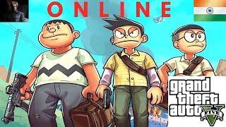#47    12K SUBS HYPE    !SPONSOR    [ONLINE] GTA V    SUB GAMES    INDIA    FUN LIVE STREAM    HINDI