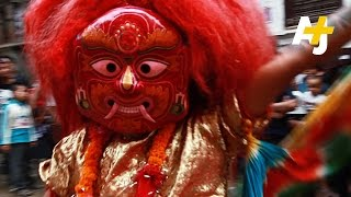 These Demon Dancers Are Facing A Cultural Crisis