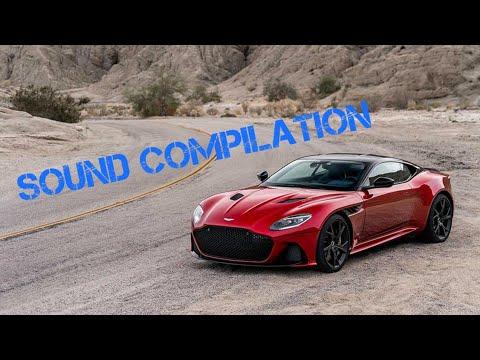 Listen to the Aston Martin Superleggera's Twin-Turbo V-12 Symphony