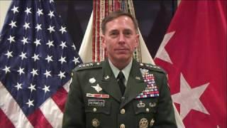 Tribute to the Troops - Gen. Petraeus
