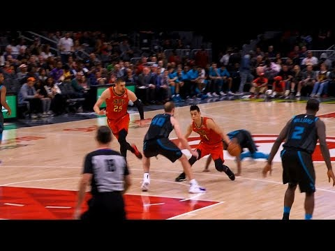 Jeremy Lin and Hawks snap losing streak, win over Hornets - 11/25/18
