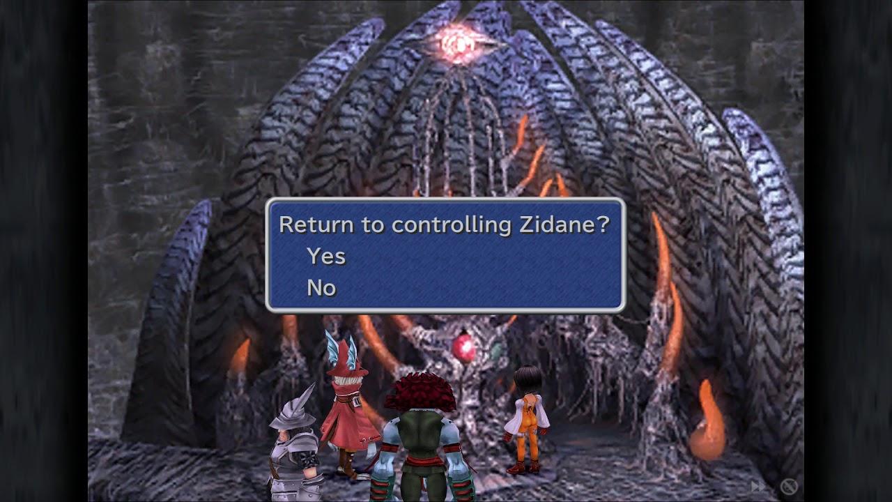 Final Fantasy 9 Pandemonium Elevator Puzzle