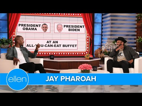 Jay Pharoah Acts Out Jay-Z and Beyoncé Selling Clothes on QVC