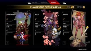 Apex: Clutch 1V3 Win