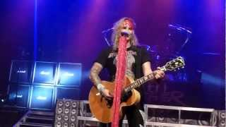 Steel Panther - Girl From Oklahoma - Zurich, Volkshaus - 29 October 2012