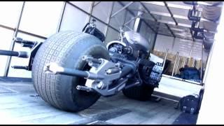Tumbler Tour at Astro-Zombies (The Batmobile in Albuquerque)