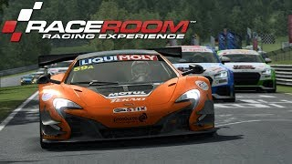 Insane Traffic Nürburgring Nordschleife with 100 cars! RaceRoom Experience