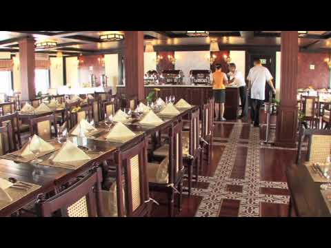 Take a look into the La Marguerite River Cruise Ship from AMAWATERWAYS