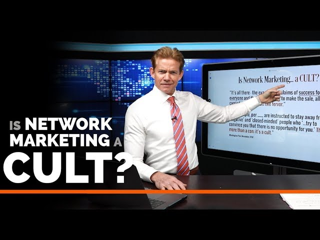 Is Network Marketing A Cult?