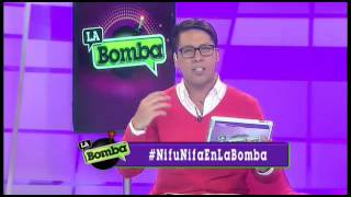 La Bomba - Lunes 16/11/2015 - Programa Completo