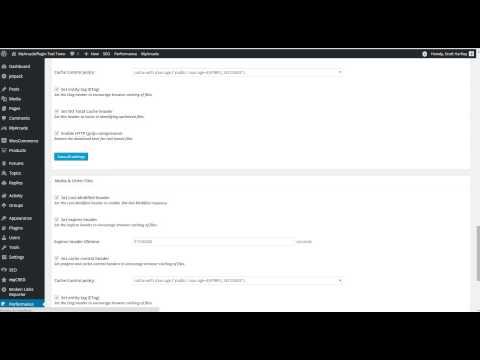 WordPress Theme Optimization: MyArcadeTheme