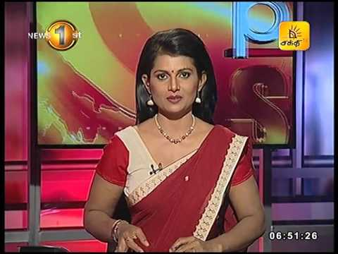 News1st Prime Time News Sunrise Shakthi TV 06th July 2017