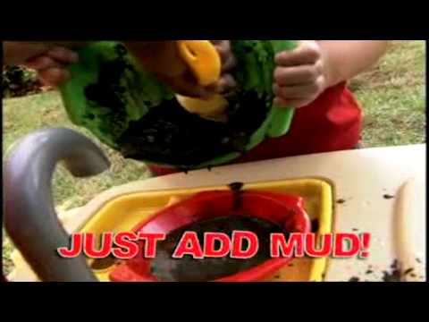 Little Tikes Makinu0027 Mud Pies   YouTube