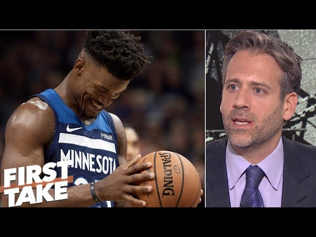 Trade for Jimmy Butler won't help 76ers 'make noise' in playoffs – Max Kellerman | First Take