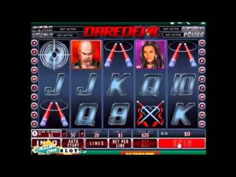 Daredevil slot machine online playtech Bolu