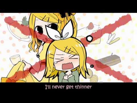 Kagamine Rin - I Wanna Be a Princess! (English Subbed)