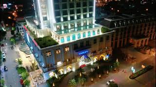 Tượng Đài Mẹ Suốt và Vinpearl Đồng Hới, Quảng Bình về đêm