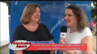 Concessionária Mirante participa do 25º Arrastão Ecológico