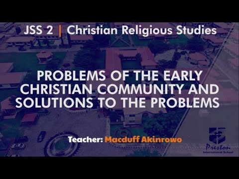 problems-of-the-early-christian---jss2-crs