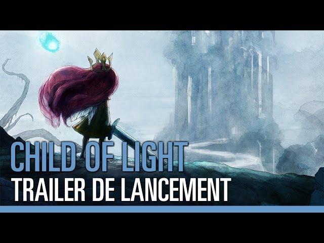 Child of Light - Trailer de Lancement