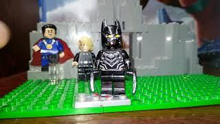 LEGO:война бесконечности самоделки часть 1
