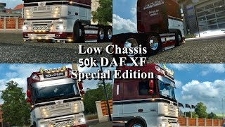 ETS2 Low Chassis v1.2