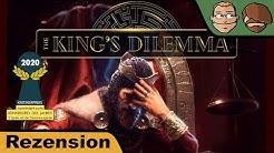 The King's Dilemma - Brettspiel - Review