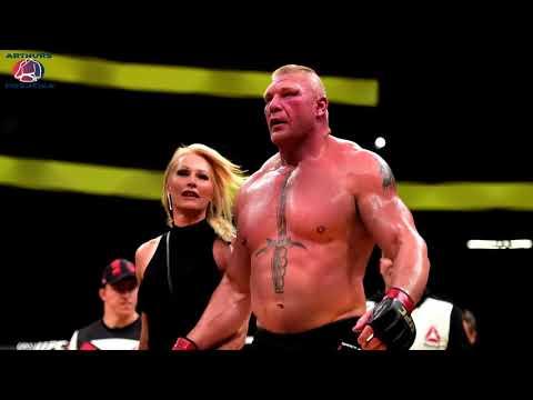КОГДА МОНСТР БОЕЦ ТЕРЯЕТ НАД СОБОЙ КОНТРОЛЬ! 3 СЛУЧАЯ КОГДА БРОК ЛЕСНАР ЗАБИЛ НА СЦЕНАРИЙ В WWE!