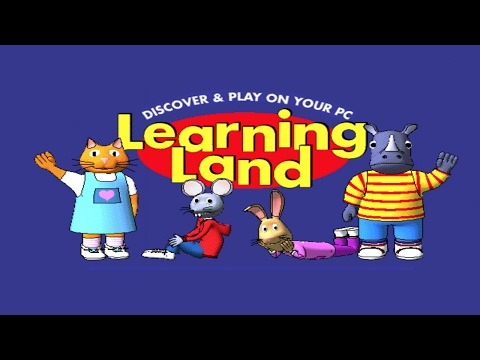 Learning Land 5 - Tim's Got a Cold (Educational Game)