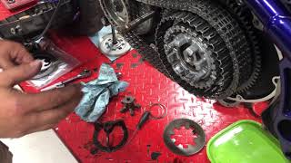 How To Install An After Market Clutch In A Harley Davidson Sportster