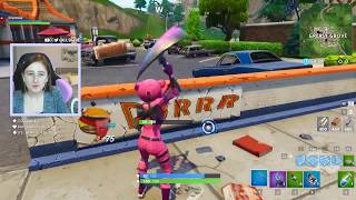 Really Serious Fortnite Gameplay (Streamed 8/31/18)