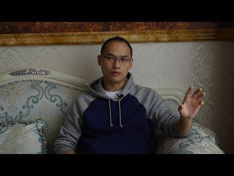 Переводчик в Гонконге | Чингис Алимбеков