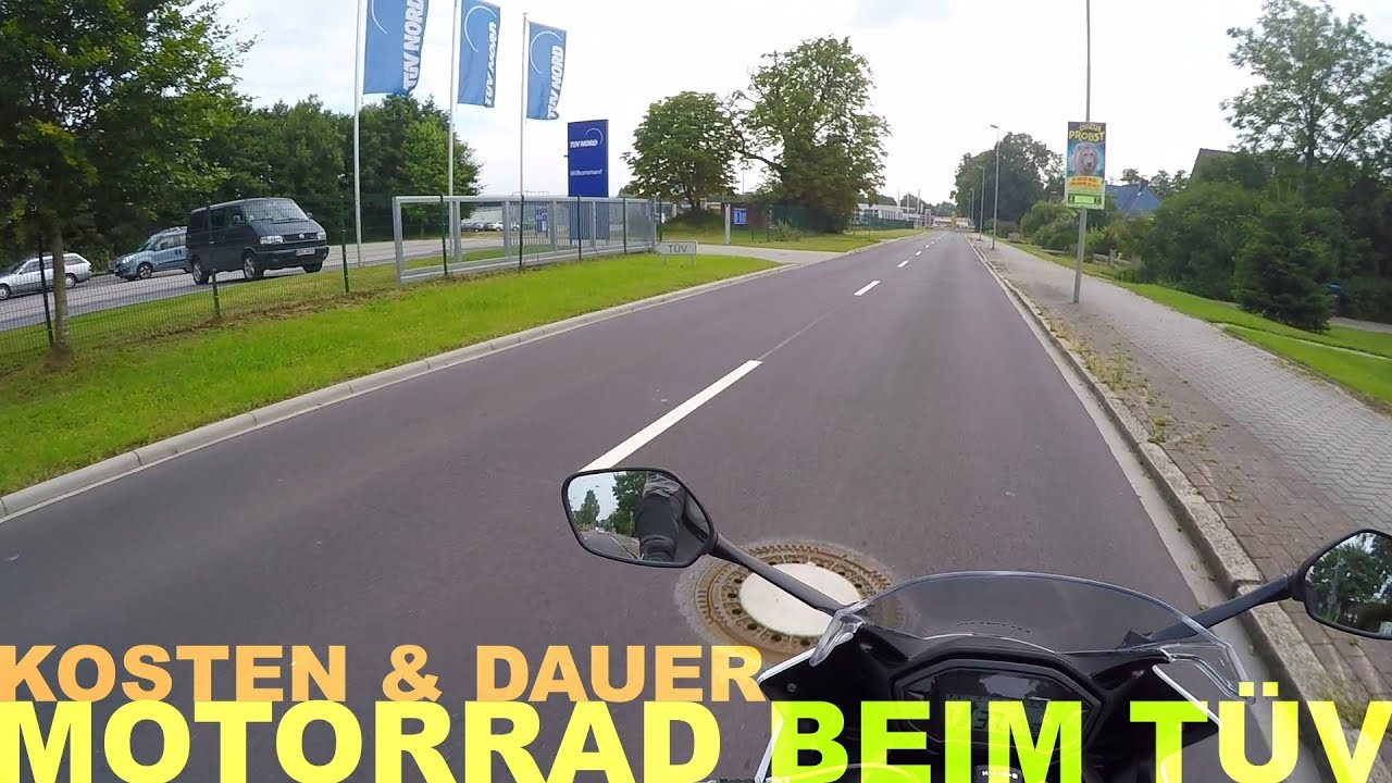 motorrad beim t v kosten dauer und ablauf piotrrr moto youtube. Black Bedroom Furniture Sets. Home Design Ideas