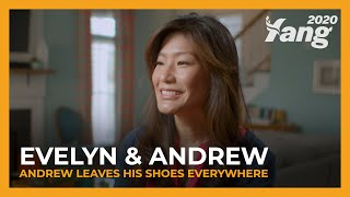 Andrew Leaves His Shoes Everyw…