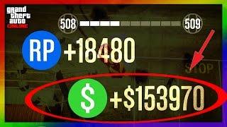 SOLO SCHNELL LEGAL VIEL GELD VERDIENEN IN GTA 5 Online | TIPPS, TRICKS & MONEY GLITCH INFO | WFG HD