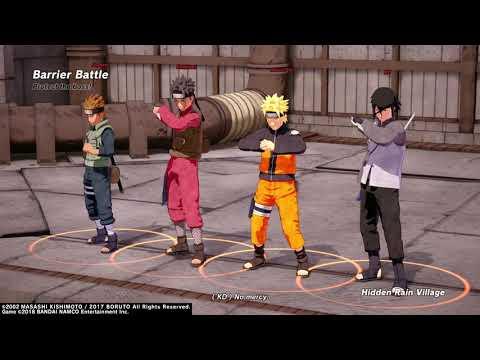 NARUTO TO BORUTO: SHINOBI STRIKER: this game is amazing |